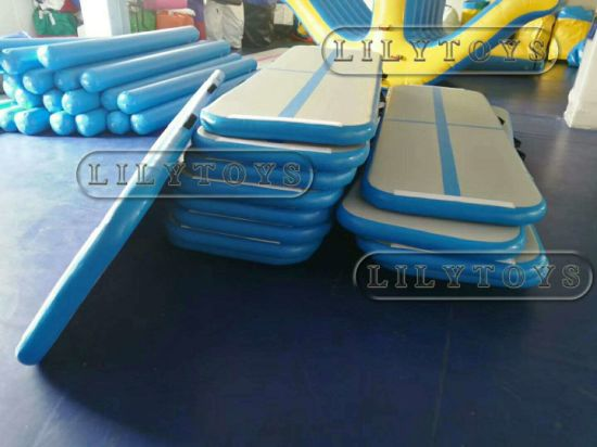 High Quality Inflatable Gym Mat pictures & photos