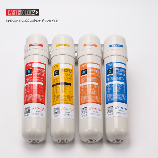 China High Output 4 Stage Quick Change UF Water Filter - China High