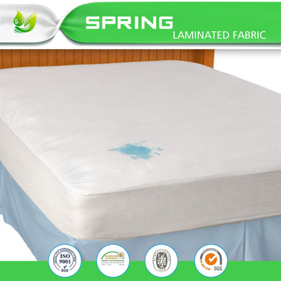 China Cotton Terry Breathable Antibacterial Waterproof Mattress