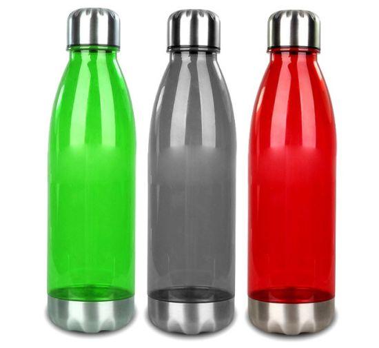 Wholesale School Kids BPA Free Recycled Plastic Leak Proof Sports Promotional Tritan Water Bottle