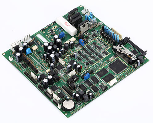 Electronic PCBA Board Manufacturer with PCB Assembly Circuit Board Turnkey Service