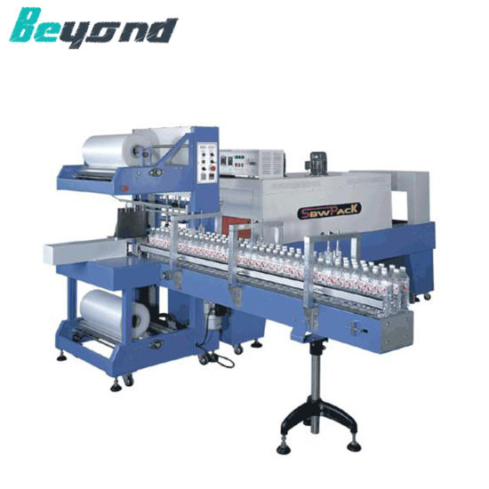 Automatic Bottle Labeling Machine Shrinking Label