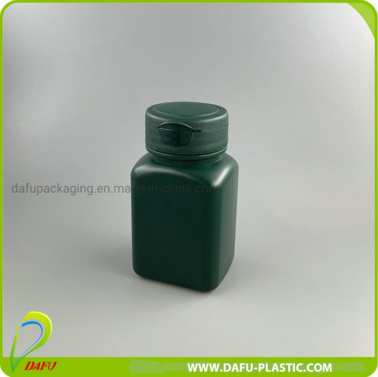 Plastic Products 100ml HDPE Health Products Plastic Bottle