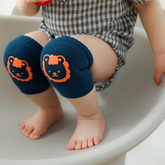 Hot Selling Summer Baby Crawl Sleeve Children's Knee Elbow Protector