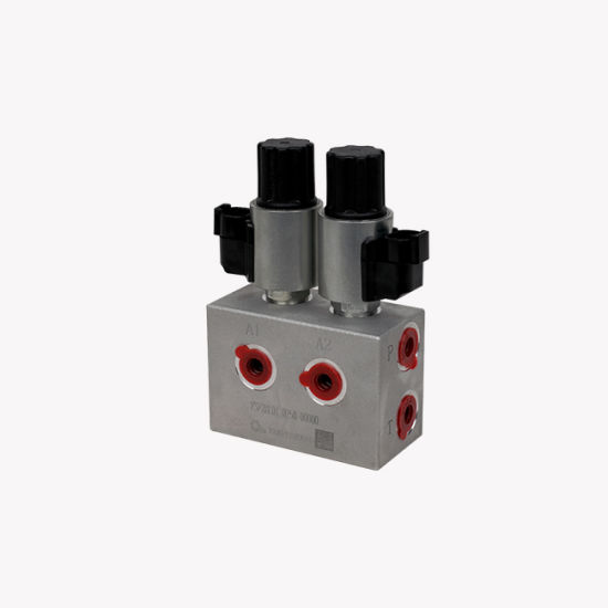 Hydraulic Manifold Block for Proportional Control Valve for Mini Excavator