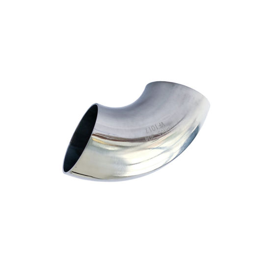 Ss Stainless Steel 90 Degree Pipe Fitting ISO9001 Standard