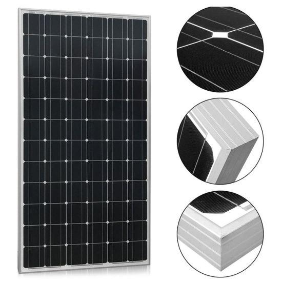 China 90kw 100kw 100000 Watt 100 Kw 100000w Solar Power System Home 1 And 3 Phase 220v 380v Solar Panel System Price List China Mono Solar Panel
