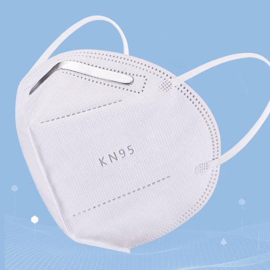 5 Layer Fashion Mask Competitive FFP2 Masks KN95