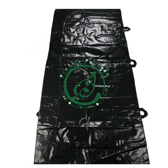 High Quality Mortuary Pouch Hospital PVC Dead Body Bag