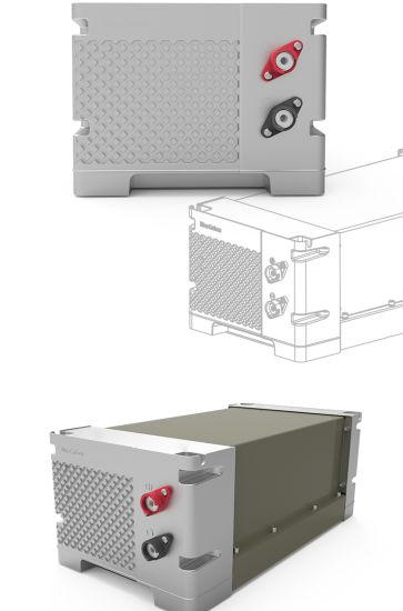 Long Lifespan Solar 4000 Cycles LiFePO4 Packs 24V 100ah 150ah 200ah Lithium Battery