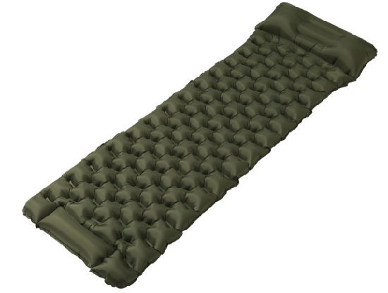 With Pillow Portable Air Mattress