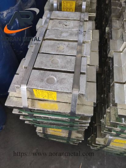 Direct Supply Tin Ingots