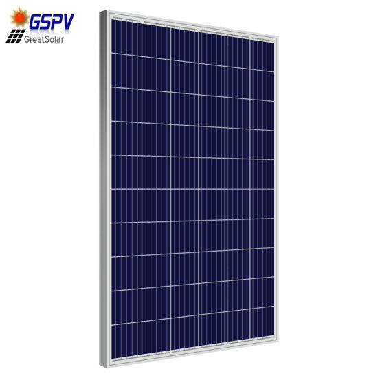 270W 280W Polycrystalline Solar Panel with TUV