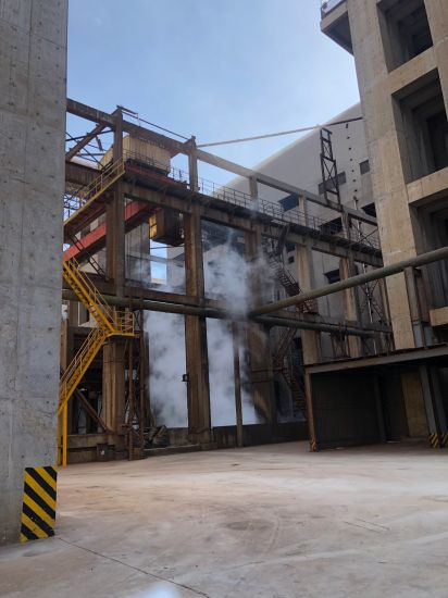 Closed-Type Mnsi Submerged Induction Melting Electric Arc Furnace