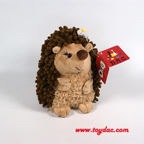 Plush Animal Tpy Clearing Hedgehog