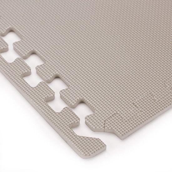Square Floor Tiles / Anti Fatigue 2'x2' EVA Foam Interlocking Gym Mat