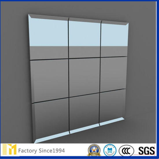 China Wholesale 3mm Silver Makeup Mirror for Bathrooms - China ...