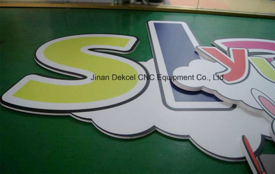 Sign Outdoor Billboard Cutter Plotter Digital CNC Printing Foam Board Oscillatioin Machine pictures & photos