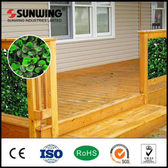 Garden Artificial Ivy Fence Panels
