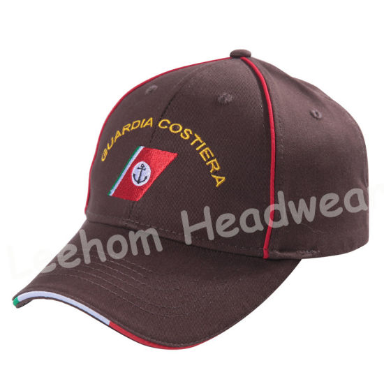 New Promotional Baseball Sport Era Caps with Heavy Embroidery