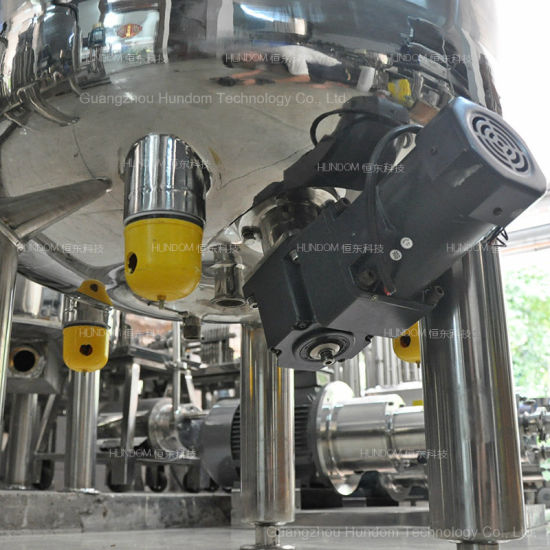 Stainless Steel Pharmaceutical Liquid Mixing Tank for Injection Solution pictures & photos
