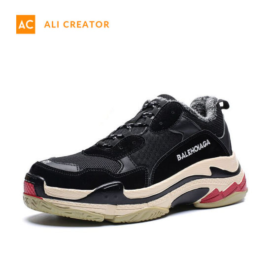 38aa3ebdf 2019 Hot Sale Fashion Sneakers Shoes Men Clunky Sneakers