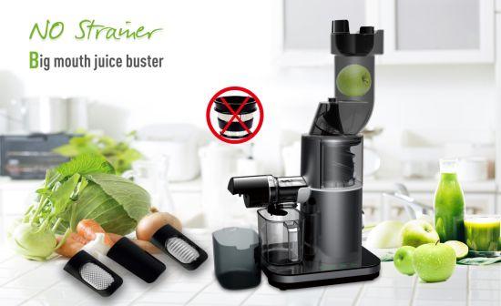 Fruit Vegetable Citrus Slow Juicer Low Speed Juice Extractor
