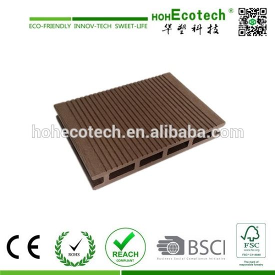 Exceptionnel Anti  UV Balcony Flooring Waterproof WPC Outdoor Floor Covering Wood Plastic  Composite Decking Patio Floor