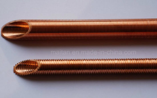 Evaporator Finned Tube pictures & photos