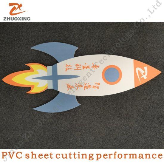 Kt Board PVC Foam Board Automatic Digital CNC Cutting Machine with Camera