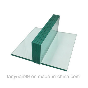 Safety Laminated Glass Price 6.38mm 8.38mm 8.76mm PVB Colored Clear Laminated Glass