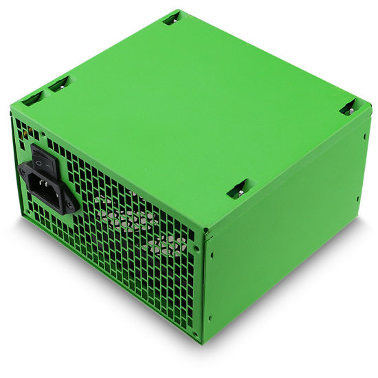 Green Colour Full Watt 230W Power Supply pictures & photos