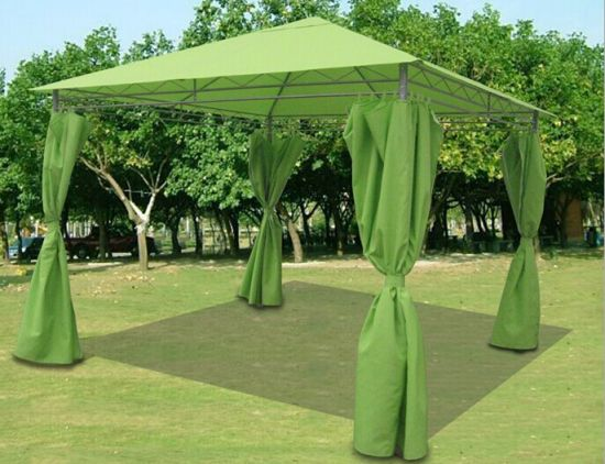 Garden Screenhouse Garden Gazebo with Mosquito Insects Free Wall pictures & photos