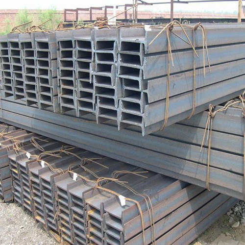 Hot Rolled Steel Structure H Beams/I Beams/Ss400 Building Material pictures & photos
