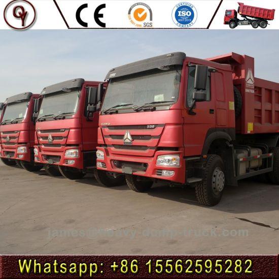 Used HOWO 8X4 6X4 10 Wheels 12 Wheels Dump Truck Dumper Truck Dumping Truck Tipper Truck Tipping Truck for 30t-50t Cargo