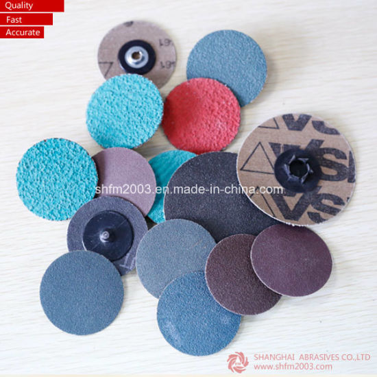 Ceramic Roloc Sanding Disc for Aeroengine pictures & photos
