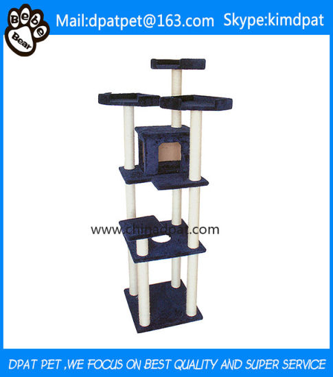 Wholesale High Quality Scratching Tree Cat Pet Accessories