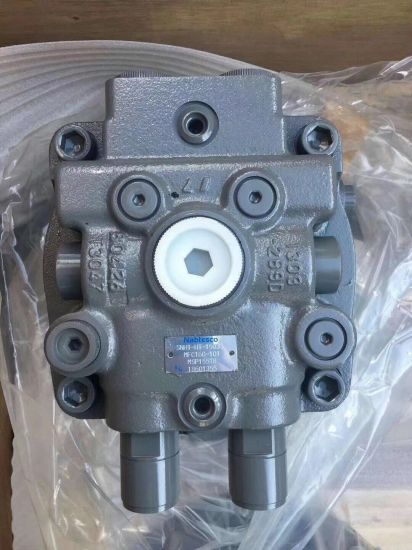 Kawasaki Swing Motor for Sumitomo Sh240 Excavator pictures & photos