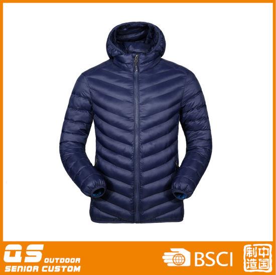 Men's Fashion Light Warm Coat