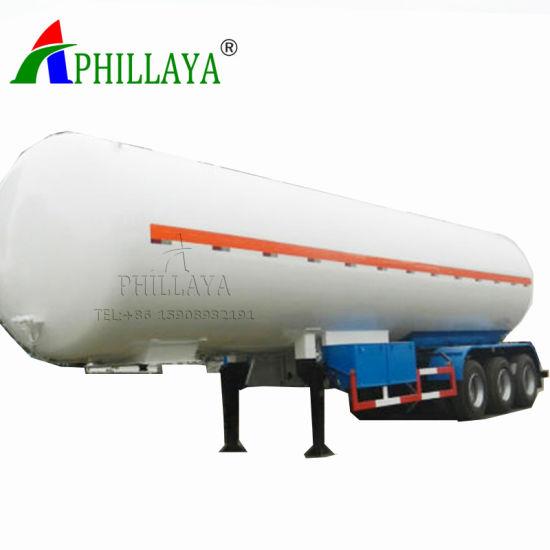 BPW Axles Air Suspension LPG Storage Tank