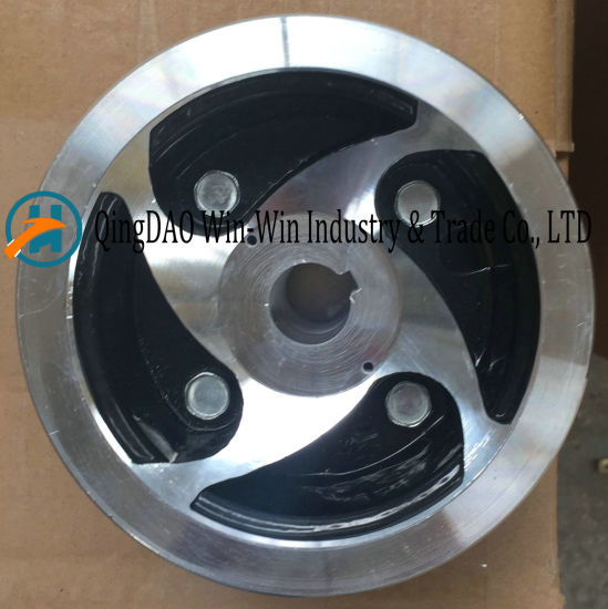 Flat-Free PU Wheel Used on Power Wheelchair (4.10/3.50-4) pictures & photos