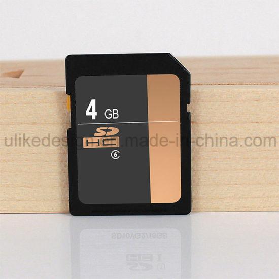 SDHC/Memory Card/Class6/UL-Ms202 4GB SDHC Class6 SD Card