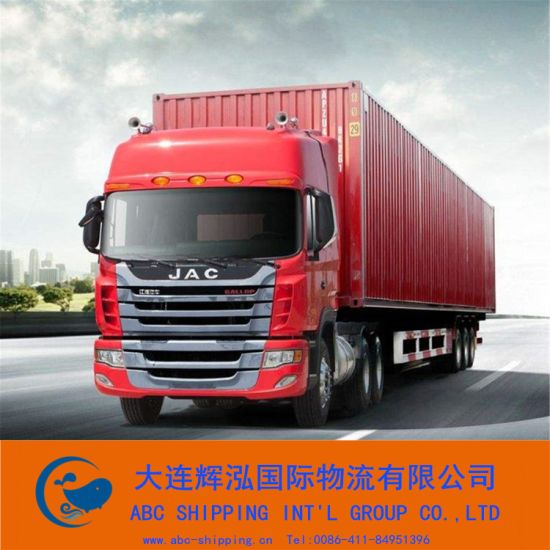 Container Truck Shipping in China pictures & photos