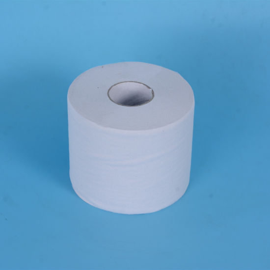 Recycled Pulp Material and Core Core Toilet Paper Wholesale