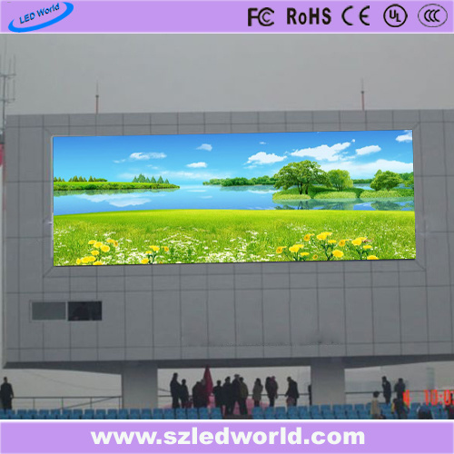 P8 Outside SMD3535 Full Color Fixed LED Display Panel for Advertising (CE ETL RoHS)