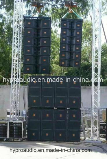 Vt4888 Dual 12 Inch Hot Sales Three Line Array Speaker