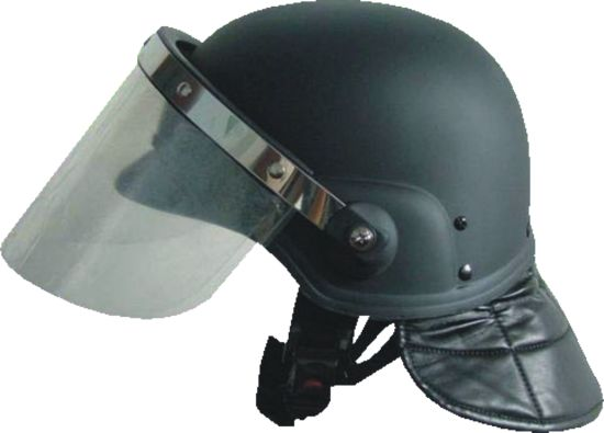 High Impact Resistance Military Police Anti Riot Helmet pictures & photos