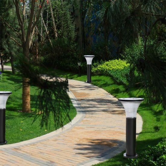 European Style Courtyard Pathway Decoration Solar Garden Street Landscape Lawn Light