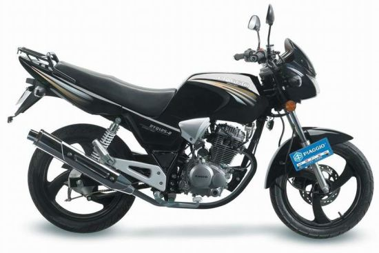 Motorcycle BYQ125-2