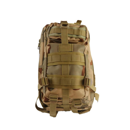 Military 3D Tactical Backpack Tactical Backpack Molle Hiking Daypacks for Motorcycle Camping Hiking Military Traveling